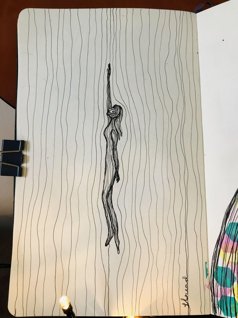 14 drawings challenge - image 10 - student project