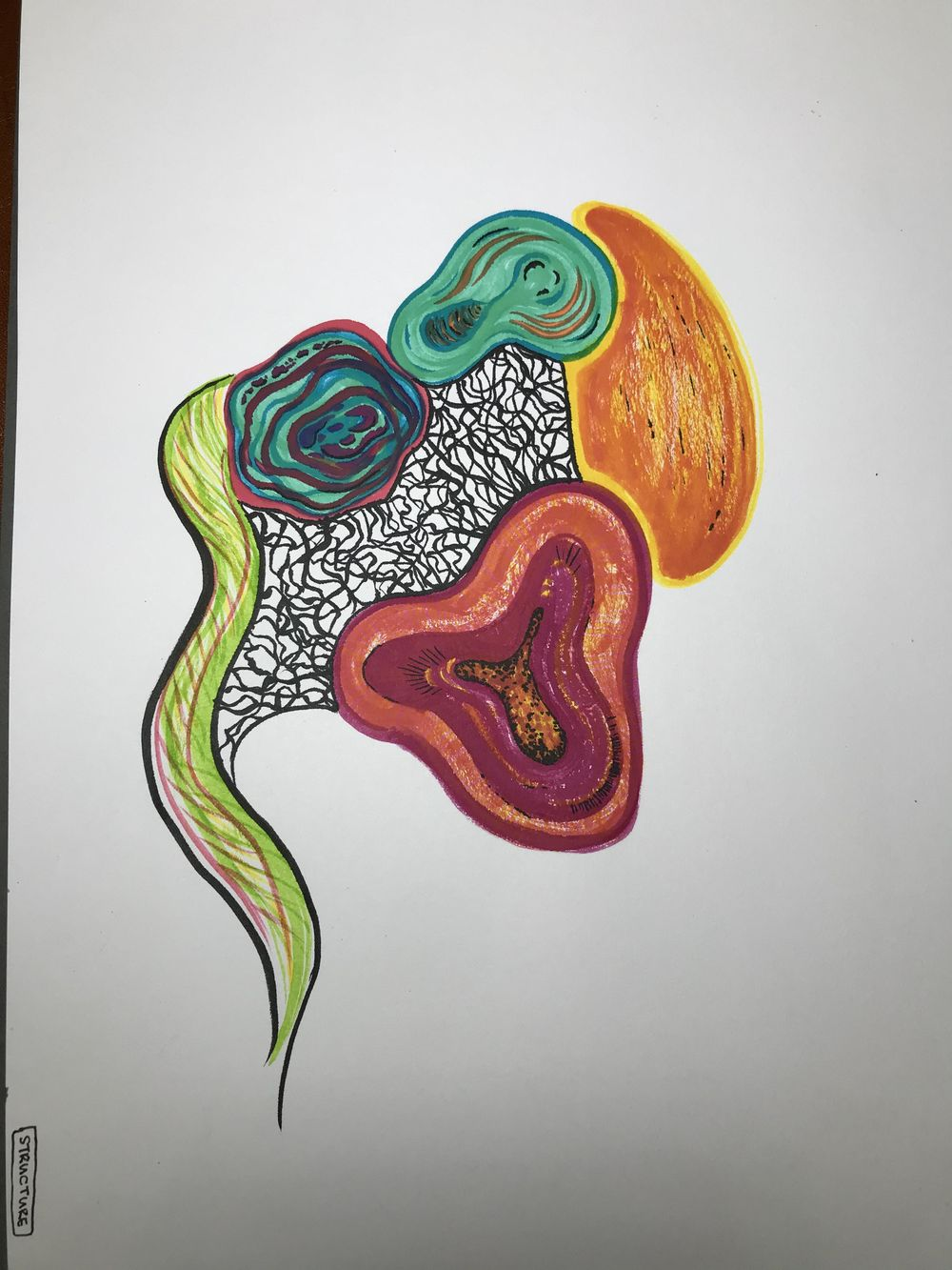 14 drawings challenge - image 11 - student project