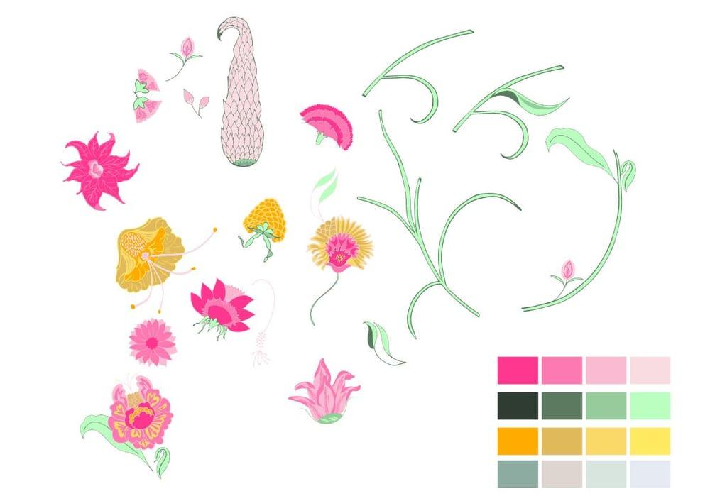 Sunshine blossom - image 3 - student project