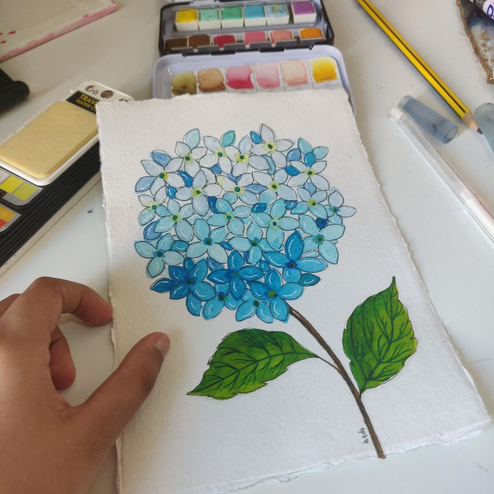 Project Hydrangea - image 1 - student project