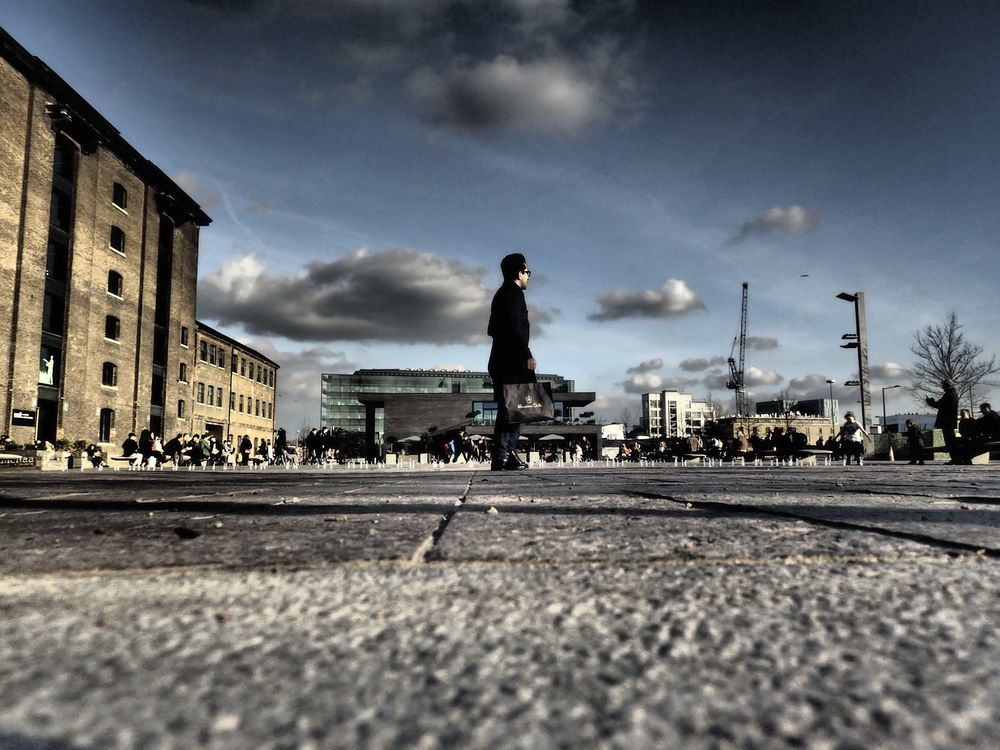 Street Photography (London-Brighton) - image 5 - student project