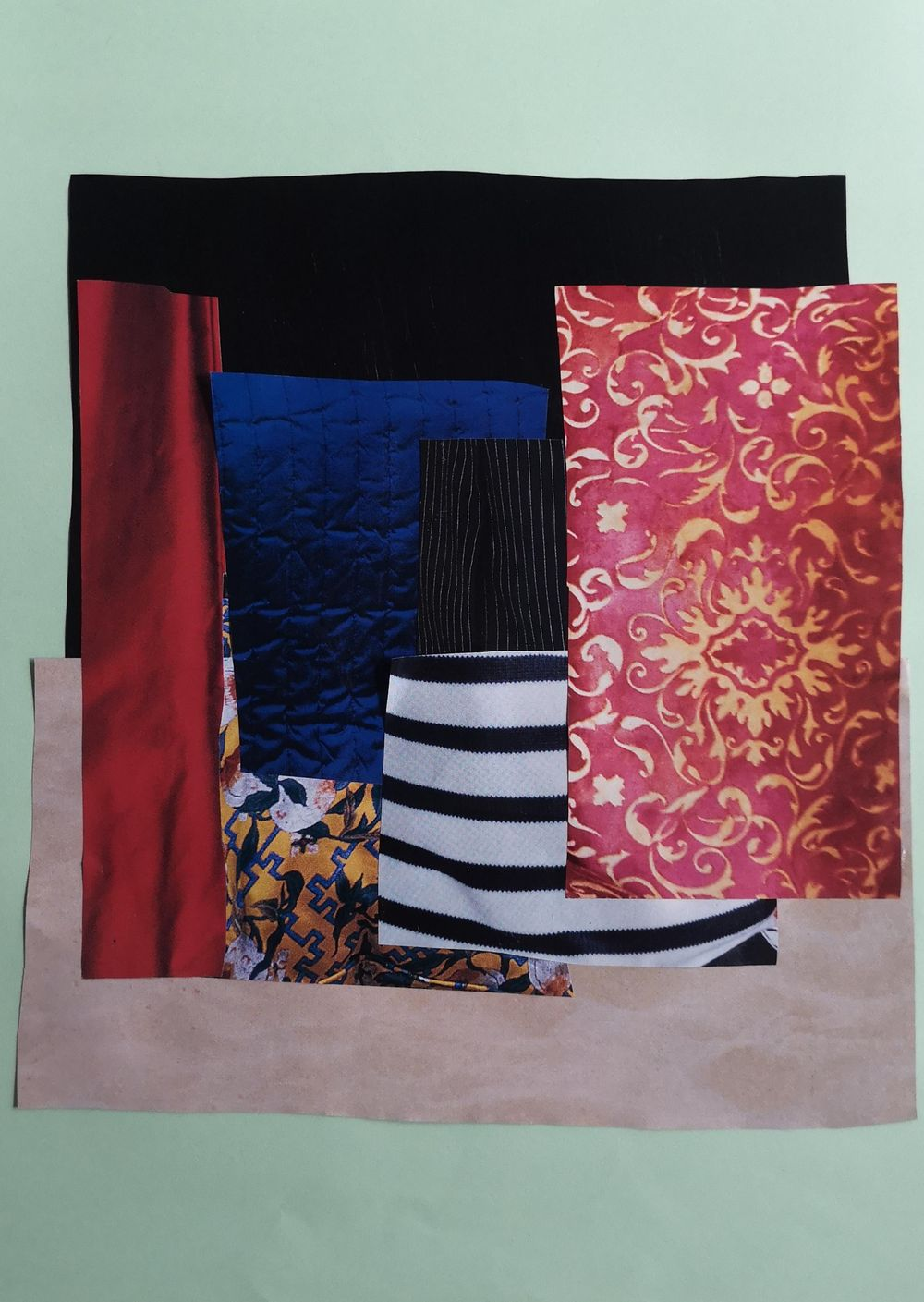 Collages - Art History for designers - image 3 - student project