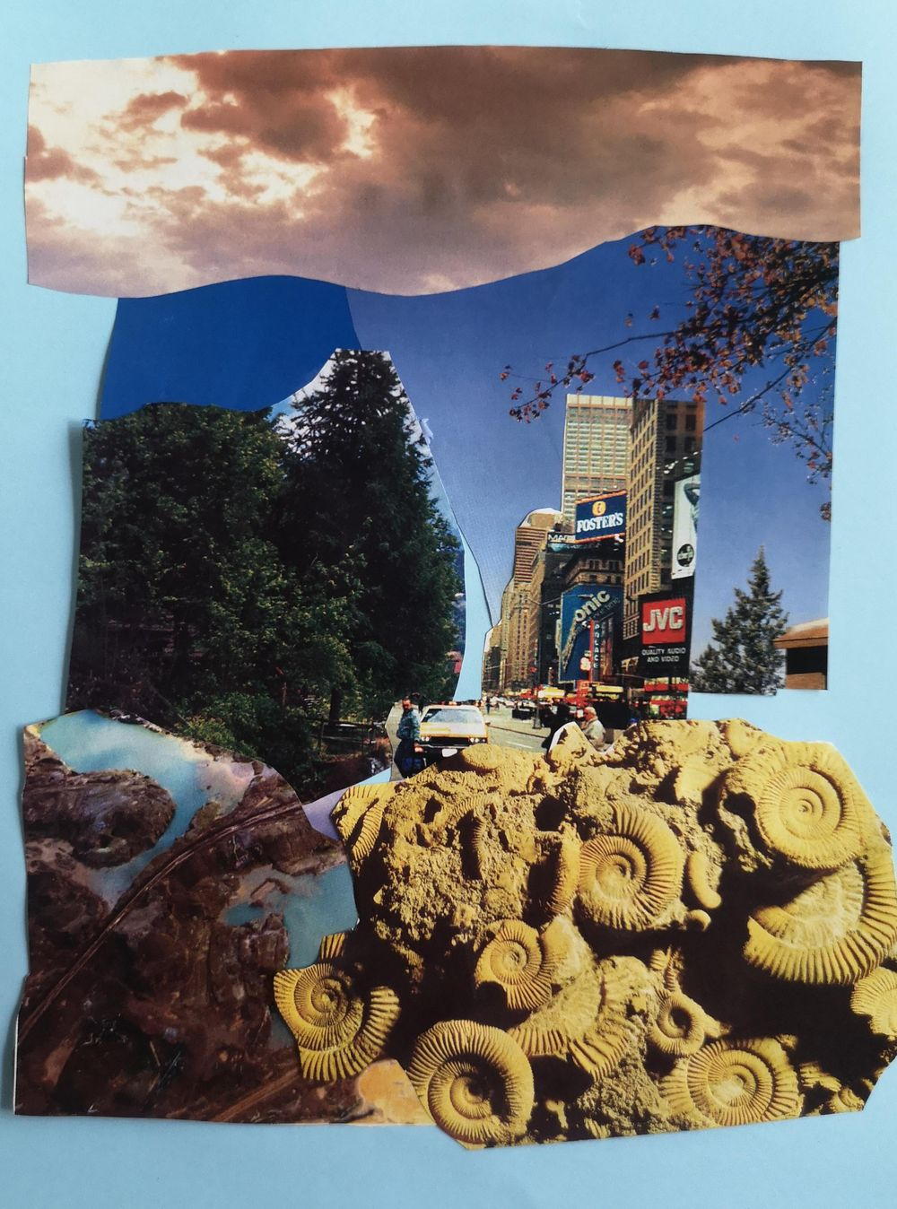 Collages - Art History for designers - image 2 - student project