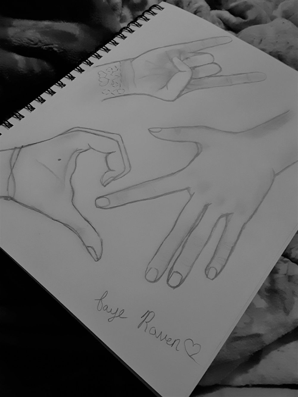 Hands - image 1 - student project