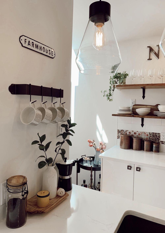 Sunny Modern Farmhouse Kitchen - image 1 - student project
