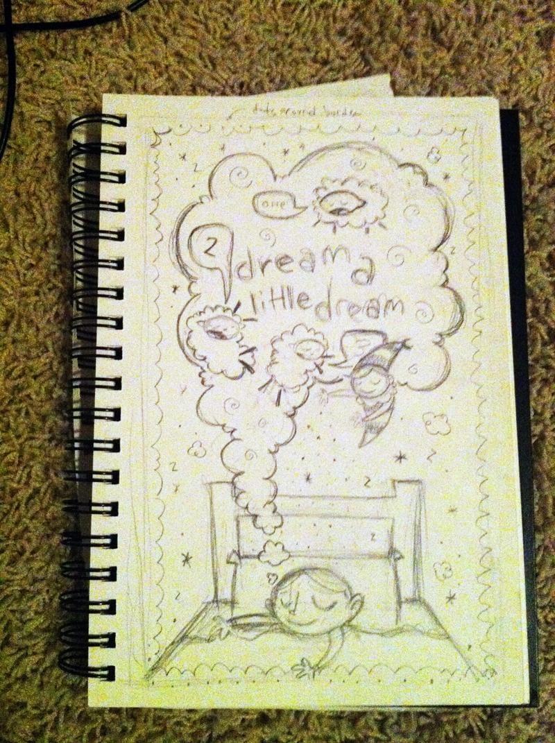Quiet   Dream A Little Dream - image 2 - student project