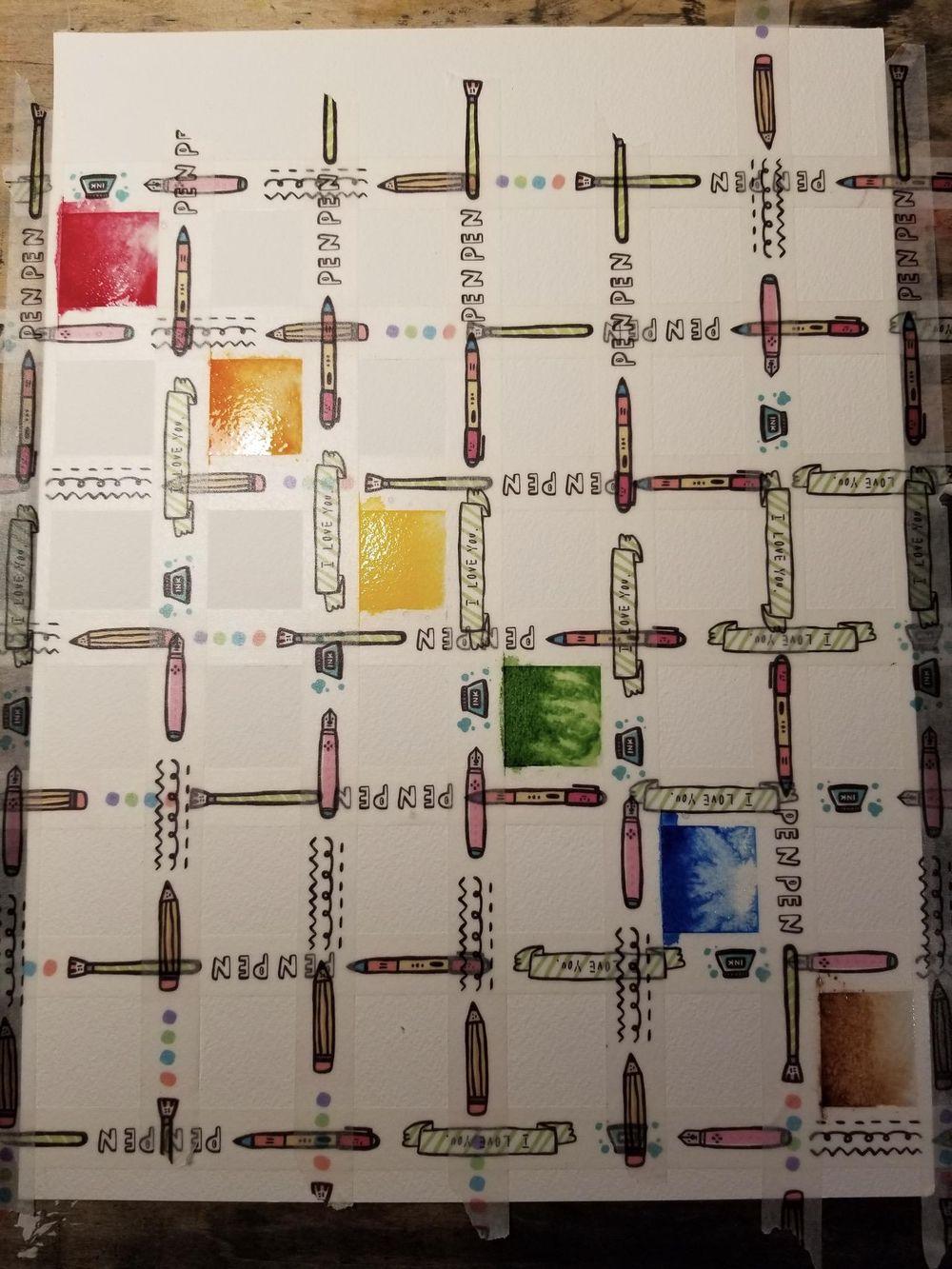 Qor Mixes - image 1 - student project