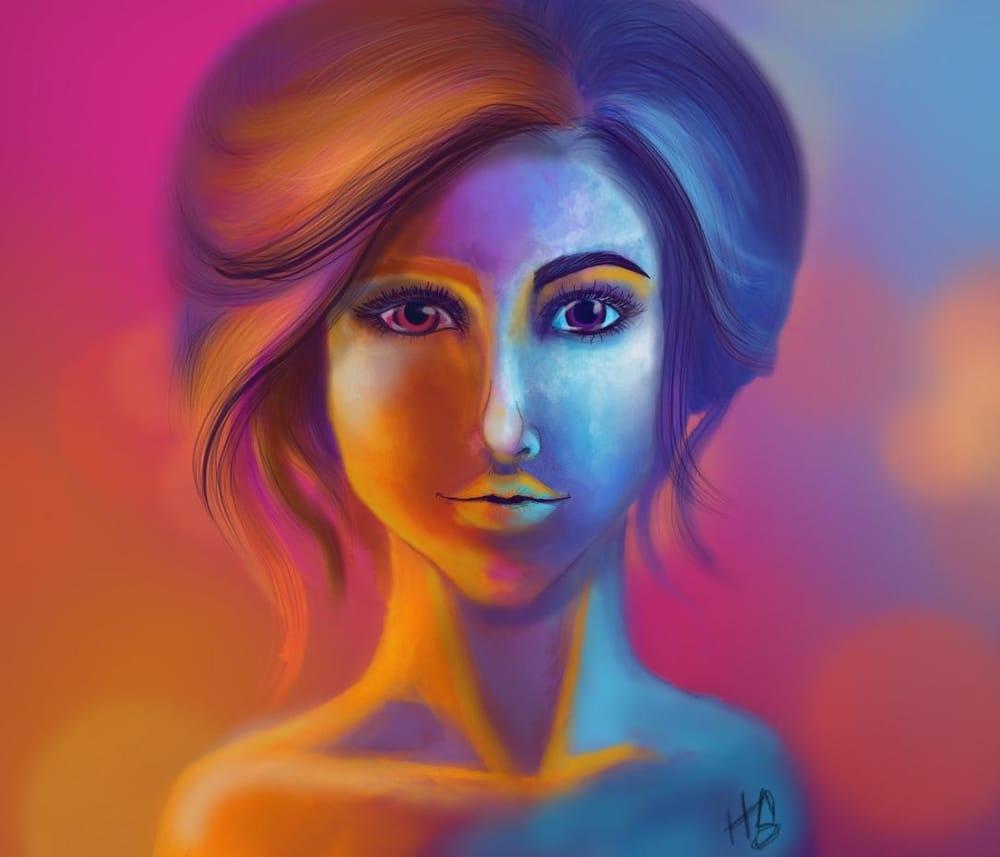 Light & Colour Study - image 1 - student project