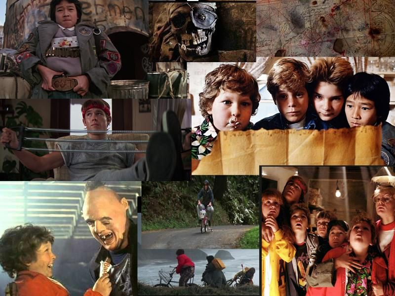 The Goonies - image 3 - student project