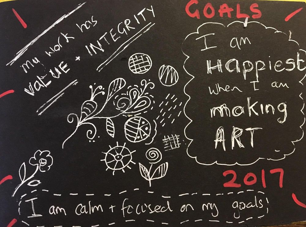 Creative Goals 2017 - image 1 - student project