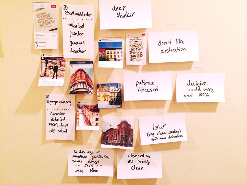 In search of must... - image 12 - student project
