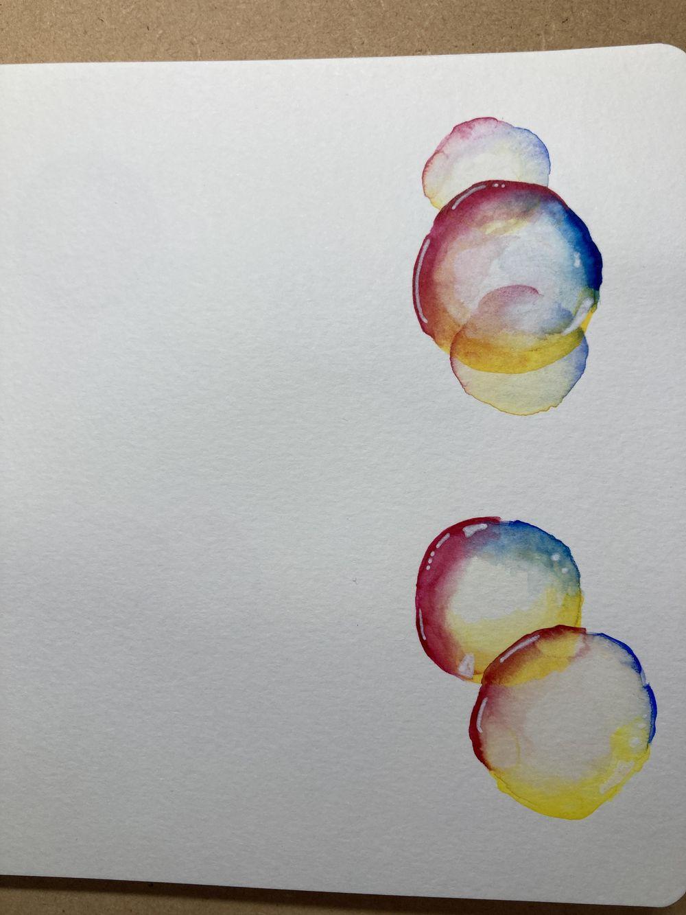 Bubbles! - image 3 - student project