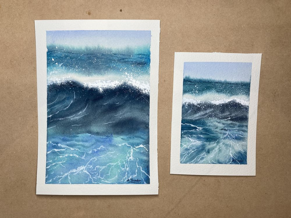 Waves - image 4 - student project
