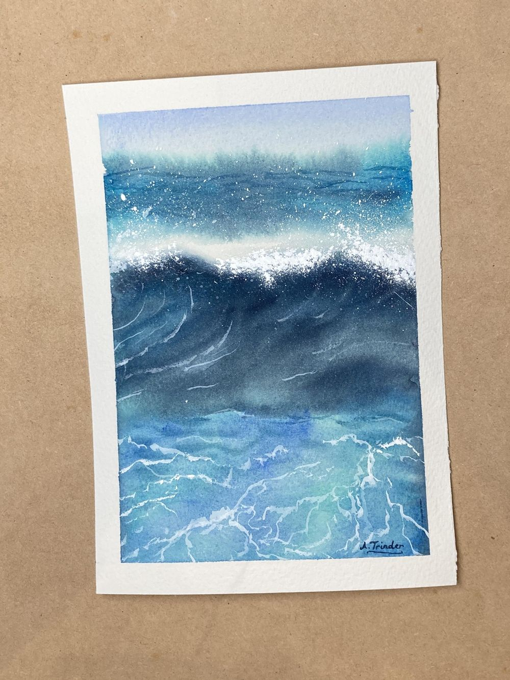 Waves - image 3 - student project