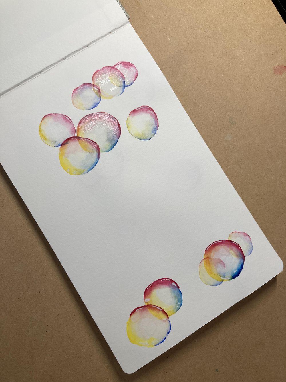 Bubbles! - image 1 - student project