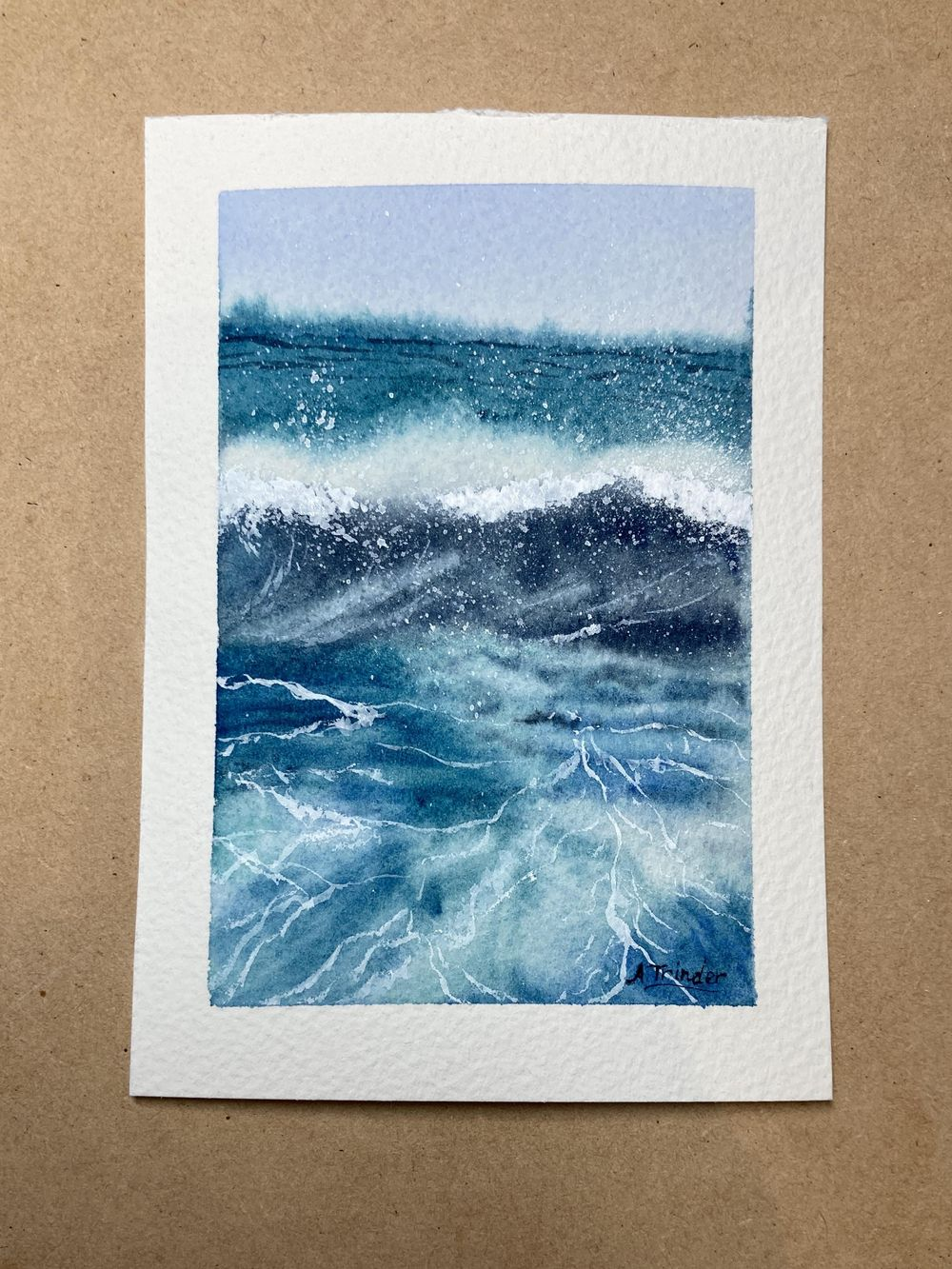 Waves - image 2 - student project