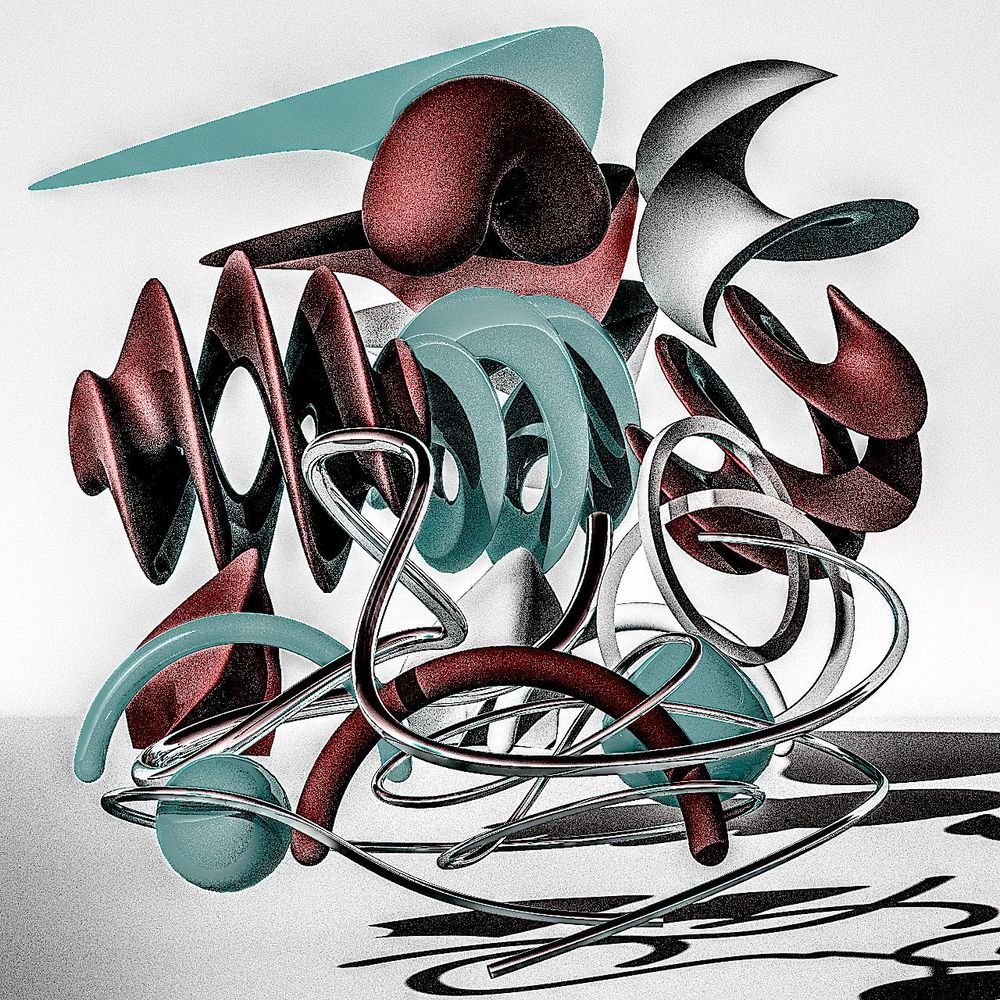 ABSTRACT FLOW - image 2 - student project