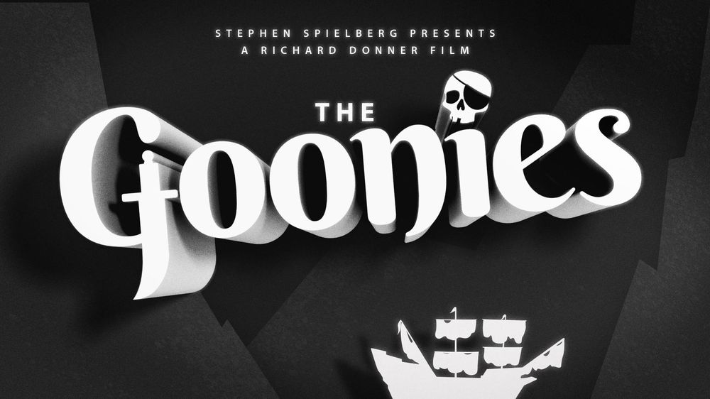 The Goonies - image 2 - student project