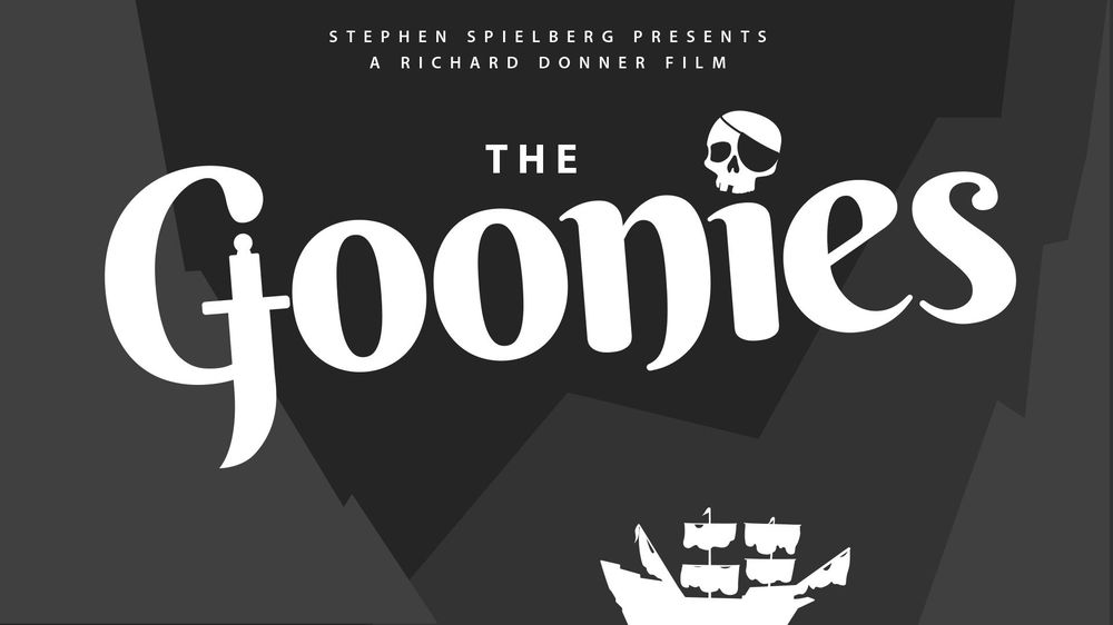 The Goonies - image 1 - student project