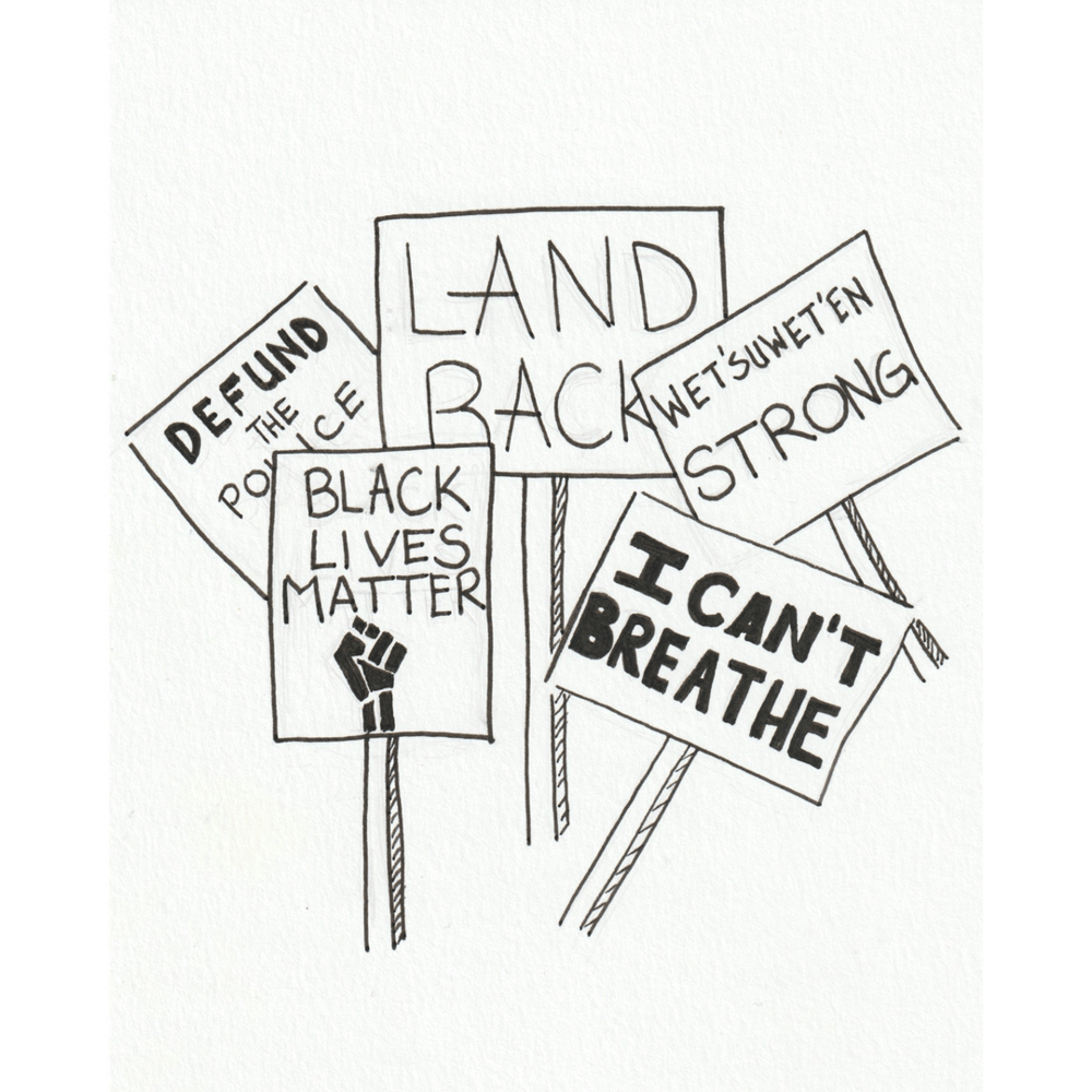 my illustrated time capsule for 2020 - image 3 - student project