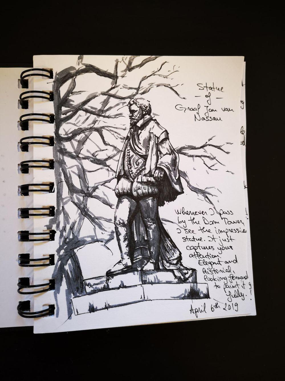 Sketchbook journal - image 2 - student project