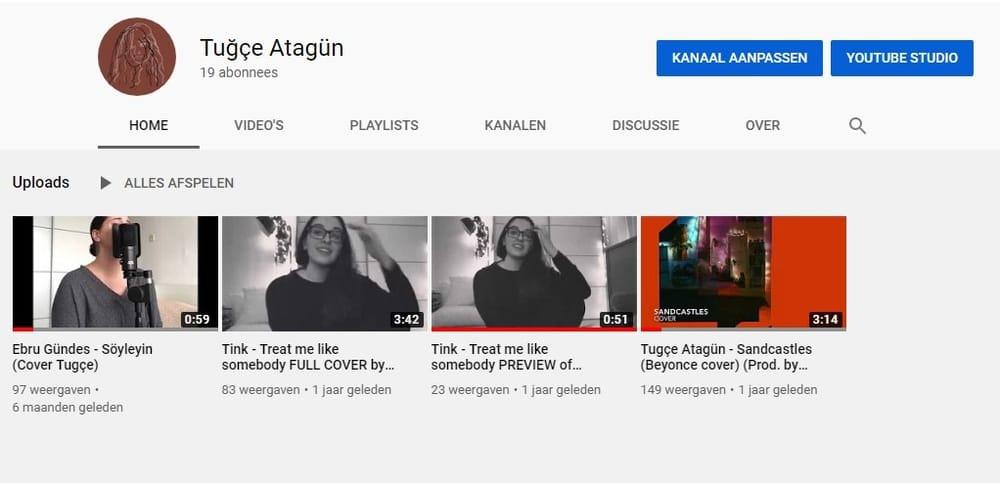 Tugçe Atagün - image 1 - student project