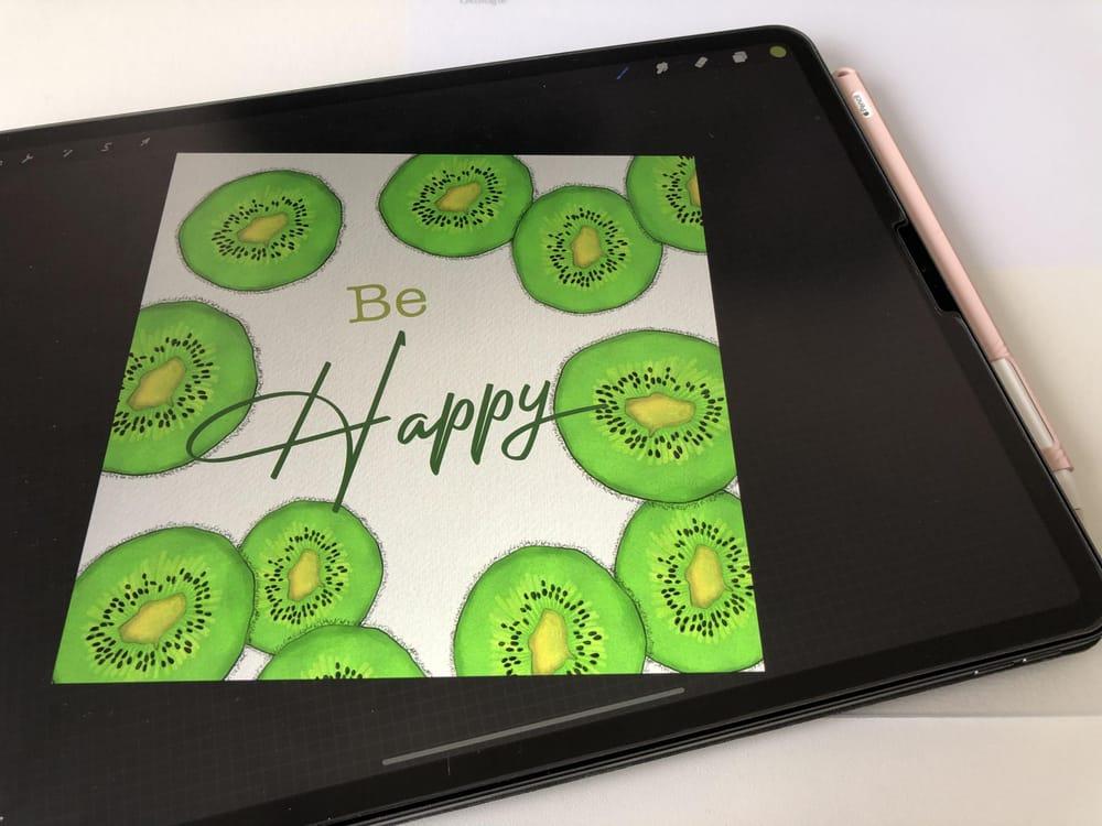 KIWI Happiness - image 3 - student project