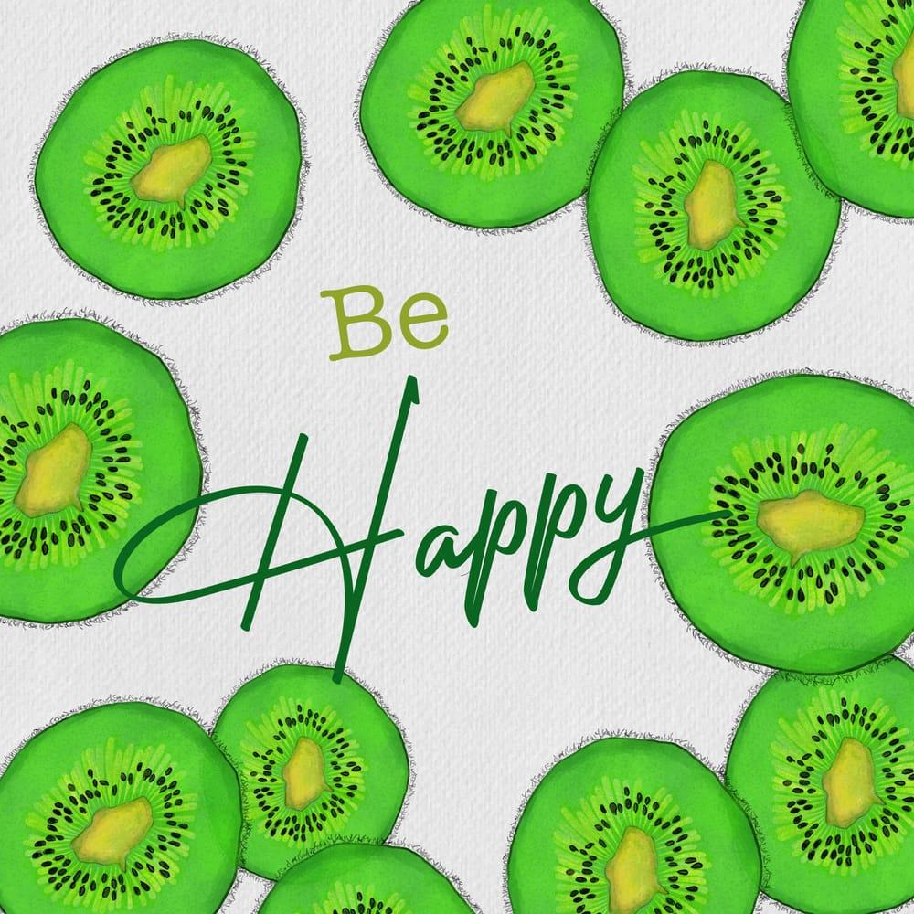 KIWI Happiness - image 2 - student project