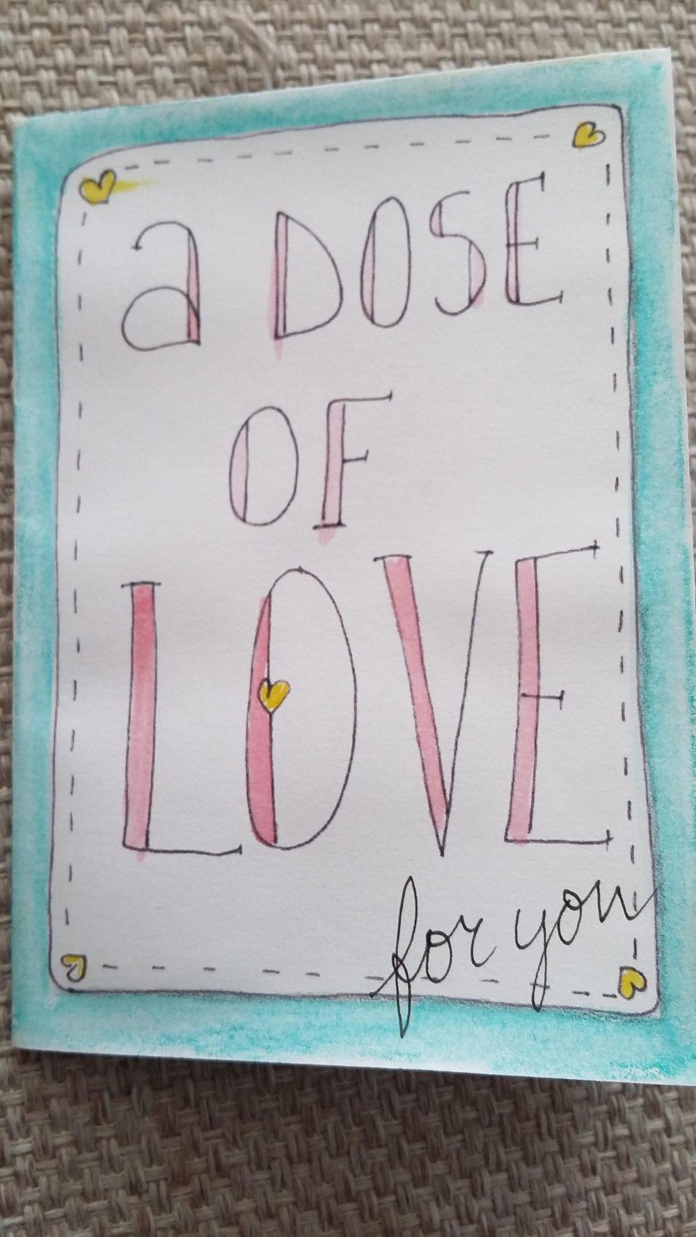 A dose of love - image 3 - student project