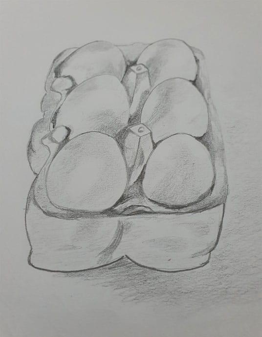 Half a dozen eggs - image 1 - student project