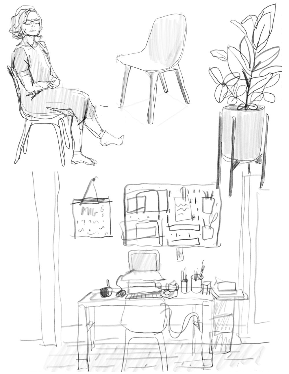 Home Office - image 3 - student project