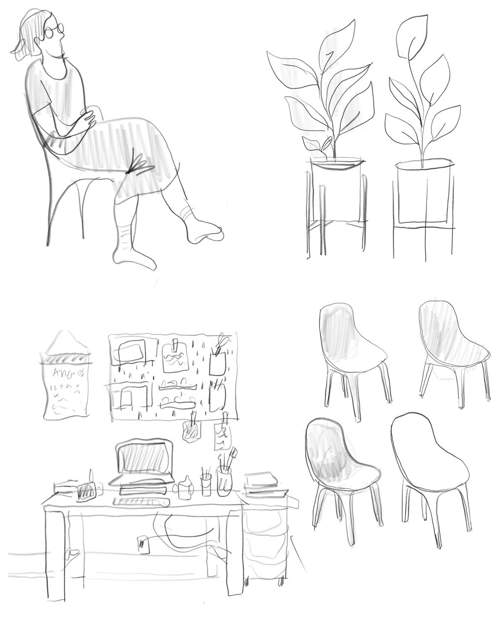 Home Office - image 4 - student project