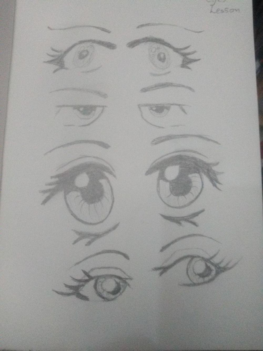eyes eyes - image 2 - student project