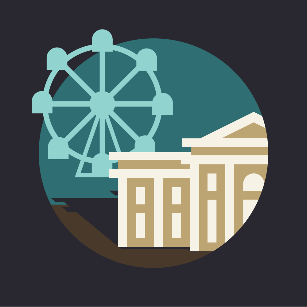 Travel Guide Icons - image 8 - student project