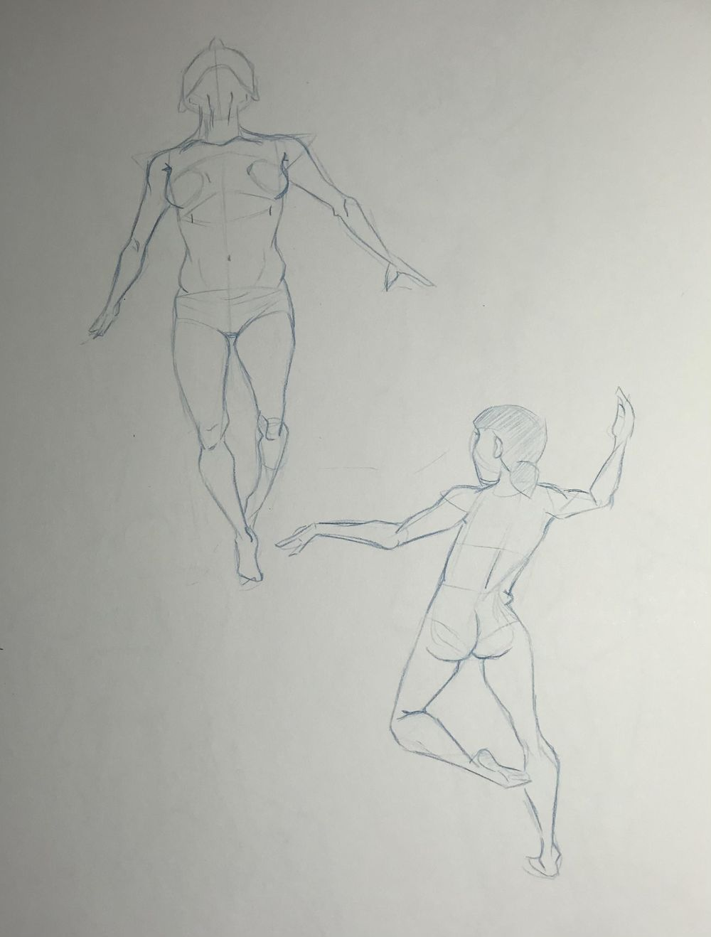 Gesture Drawing Practice (3) - image 6 - student project