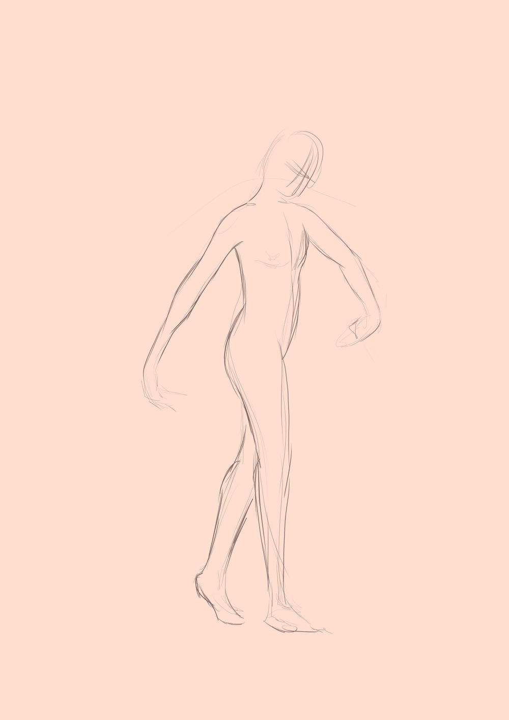 Figure Drawing - image 9 - student project
