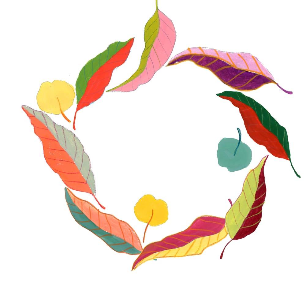 Illustrations for children- color studies - image 1 - student project