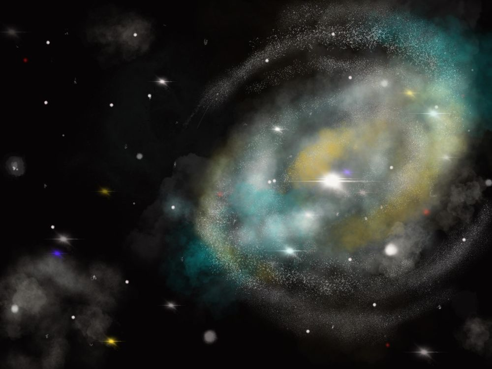 More Galaxies :) - image 1 - student project