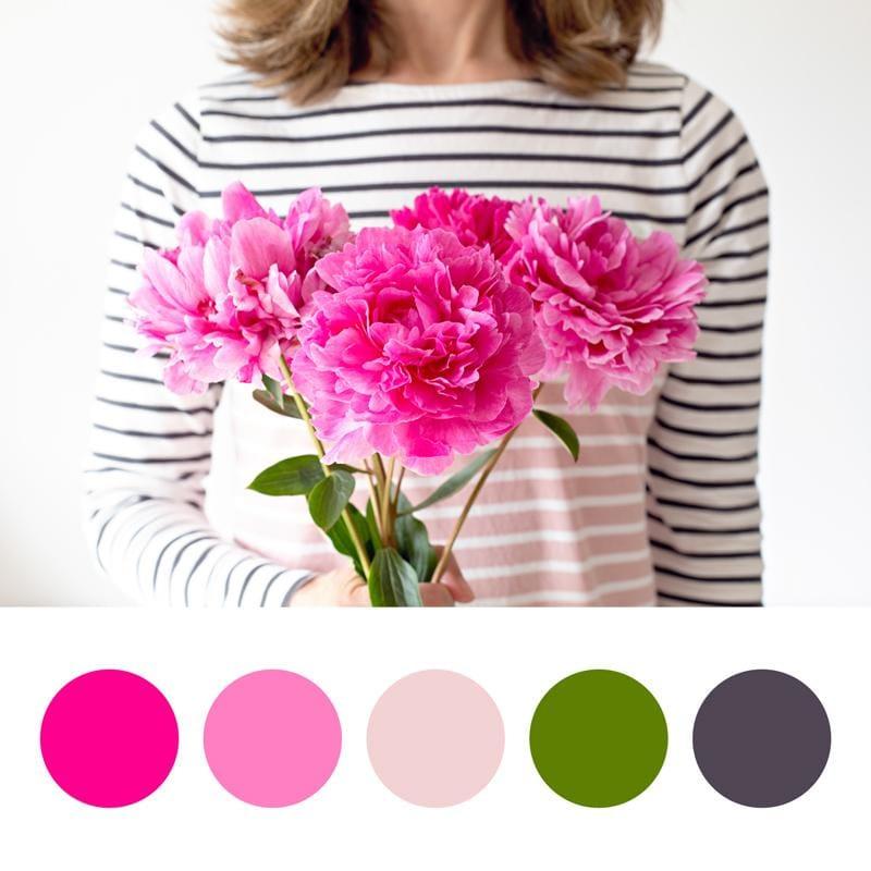 Colour Palette fun - image 4 - student project