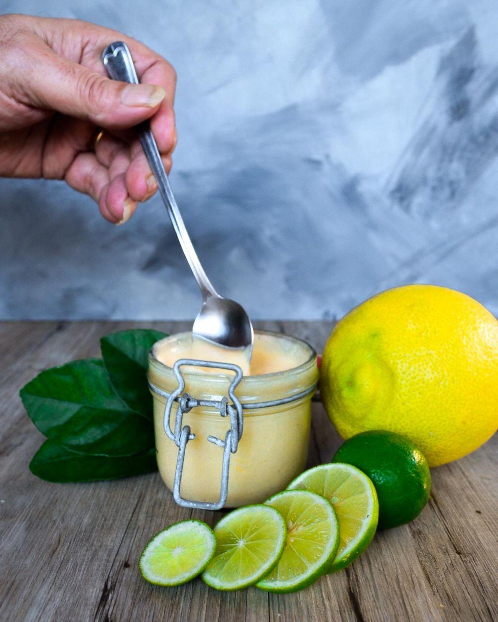 Lemon Lime Curd - image 3 - student project