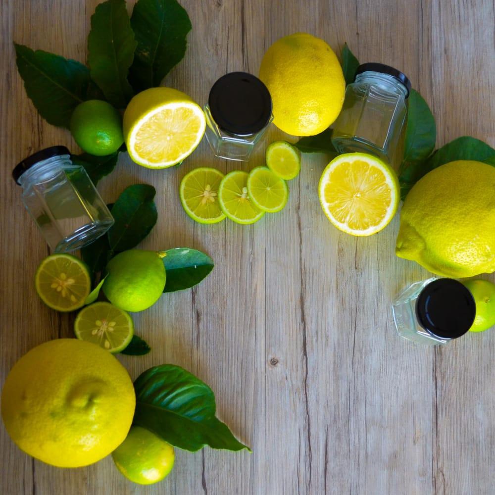 Lemon Lime Curd - image 1 - student project