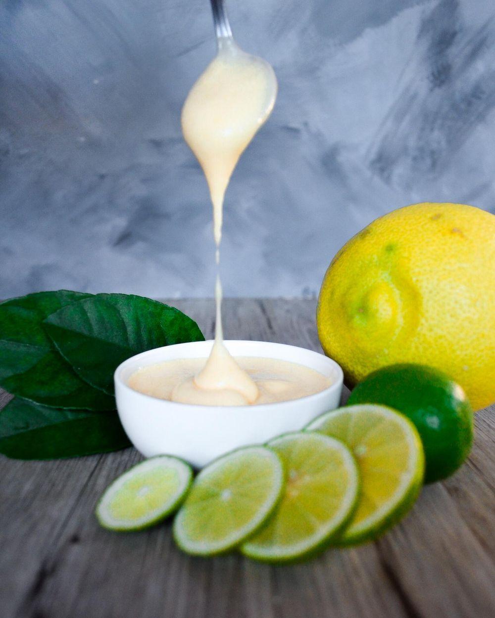 Lemon Lime Curd - image 4 - student project