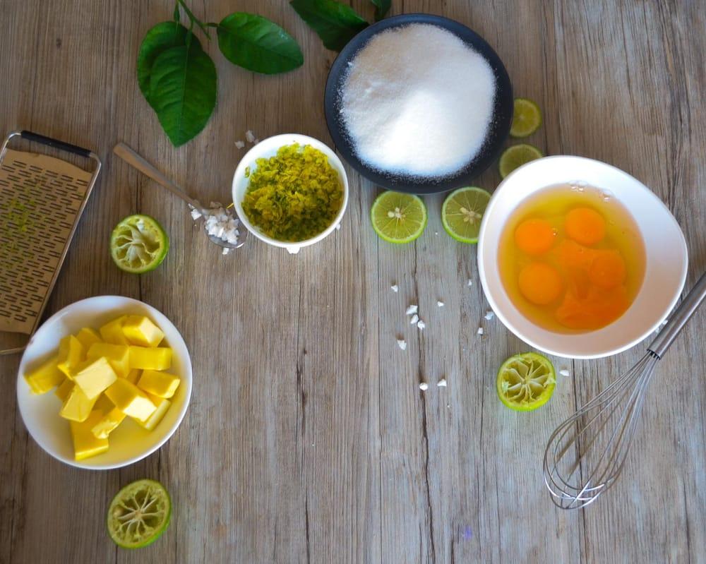 Lemon Lime Curd - image 2 - student project