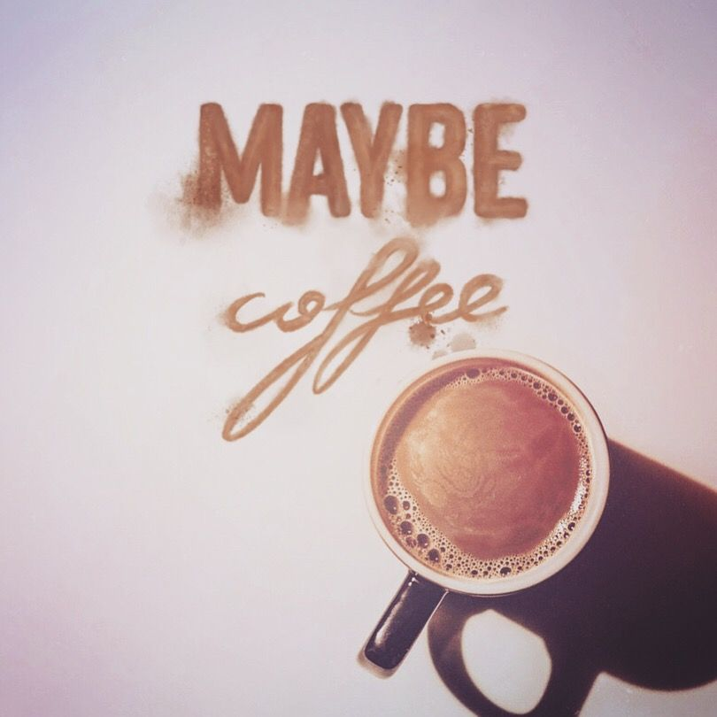 Maybe coffee - image 1 - student project