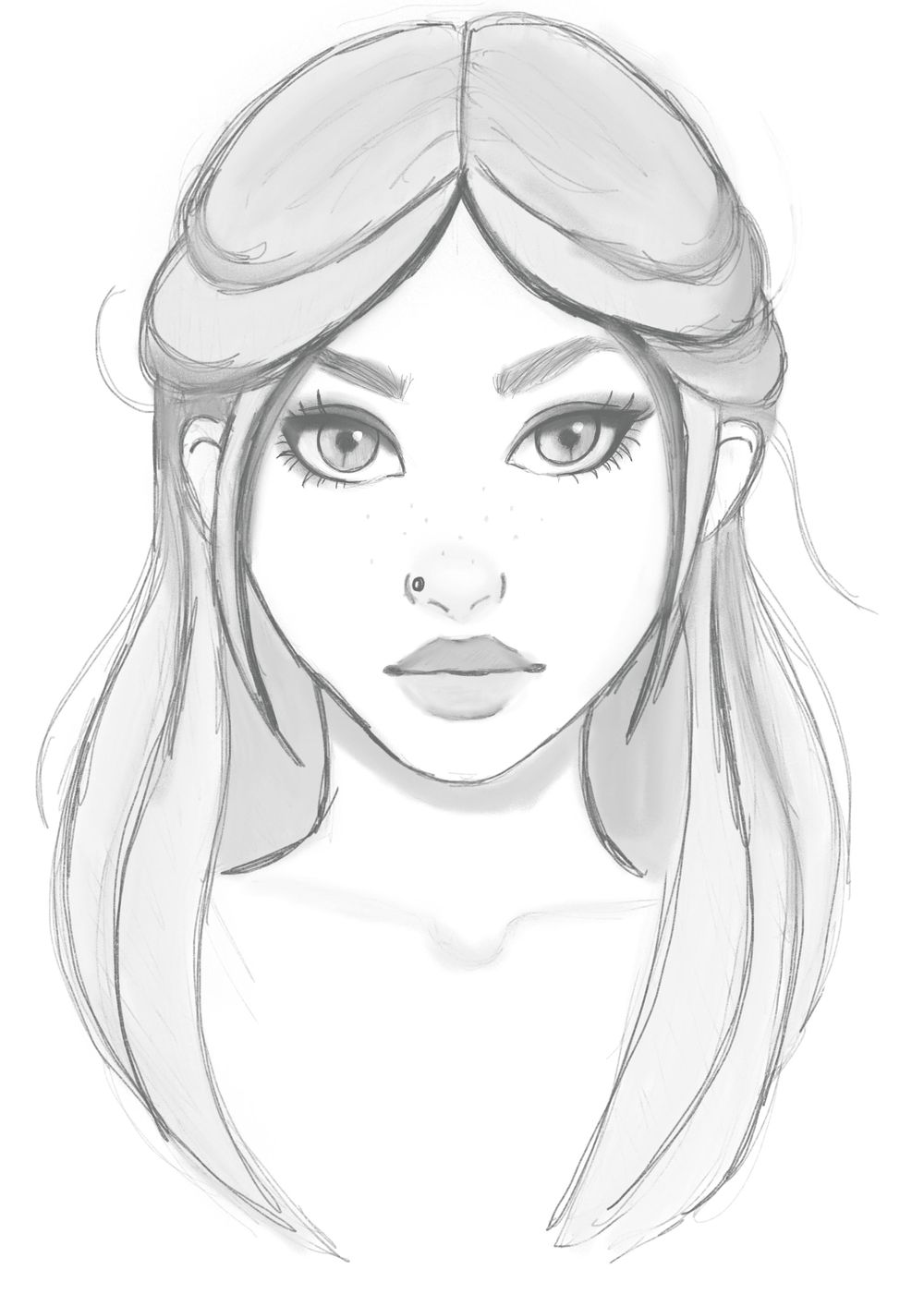 Character sketch - image 1 - student project