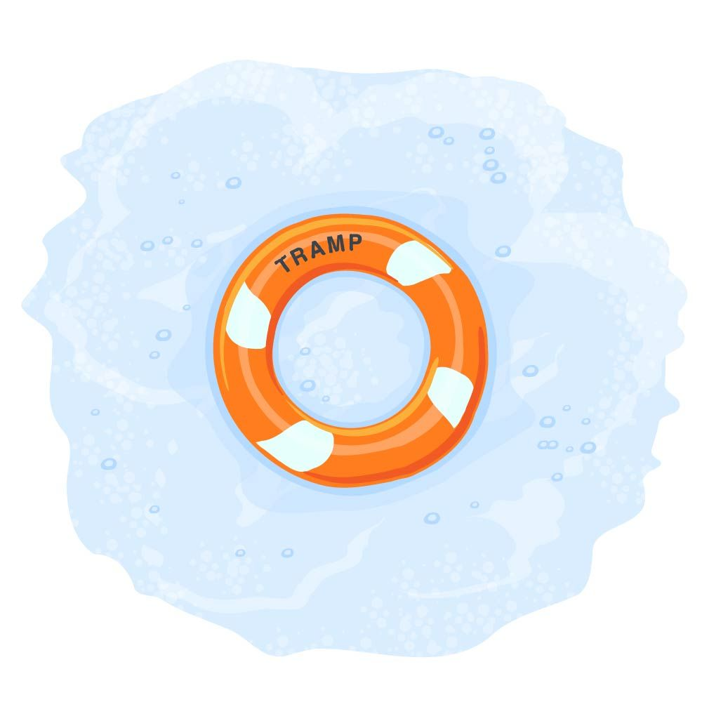Life ring created on the high seas - image 1 - student project