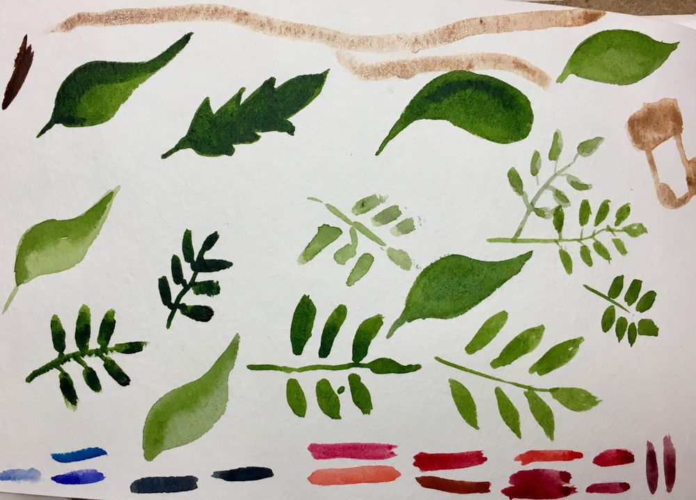 Woodsy Stocking - image 1 - student project