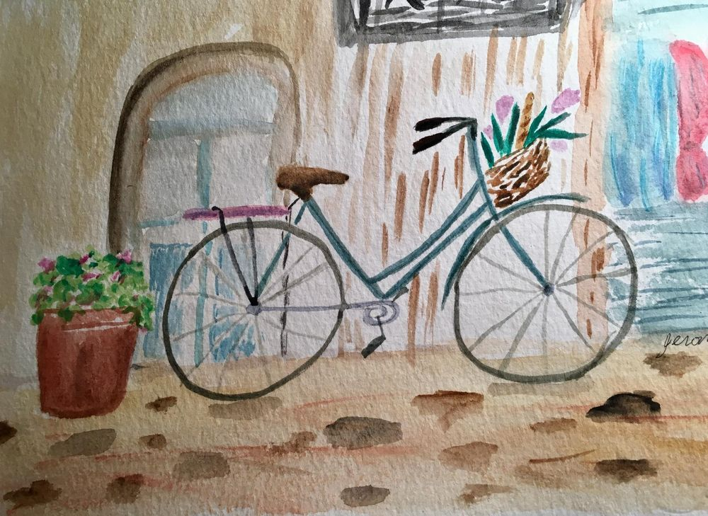 Bicycles and Baskets - image 1 - student project