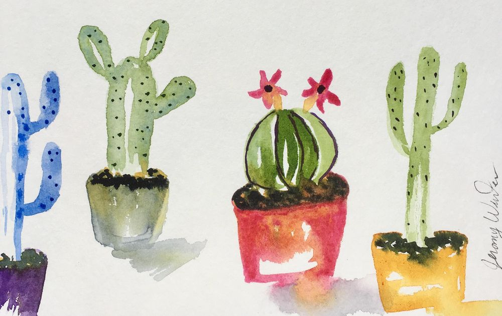 Prickly Cactus - image 3 - student project