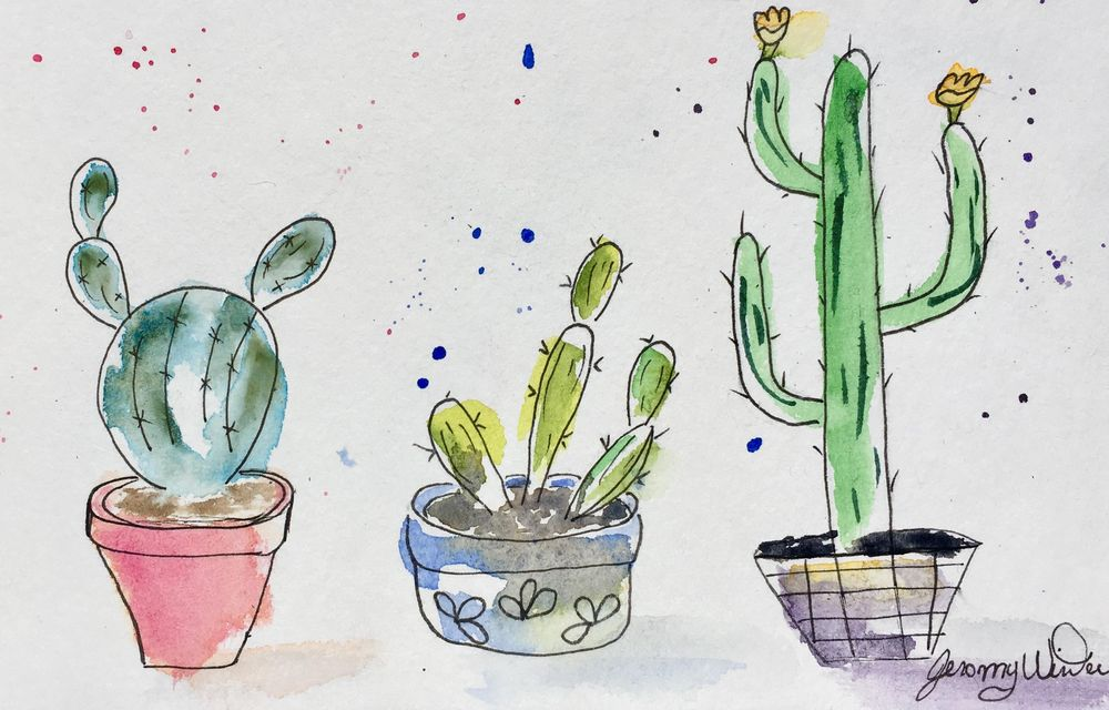 Prickly Cactus - image 4 - student project